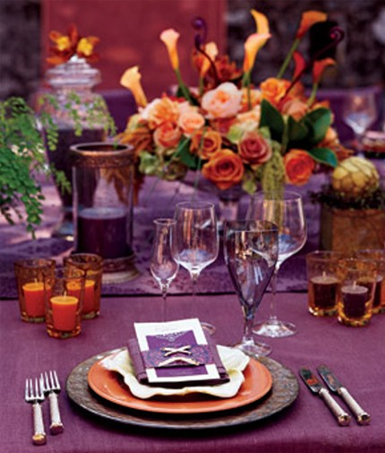 Six Simple Thanksgiving Table Décor Ideas