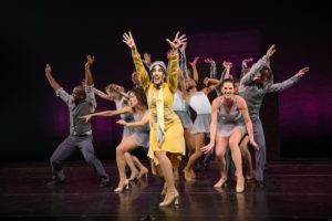 NYC Life: Film, Dance, Comedy, and More, american dance machine, the three tomatoes
