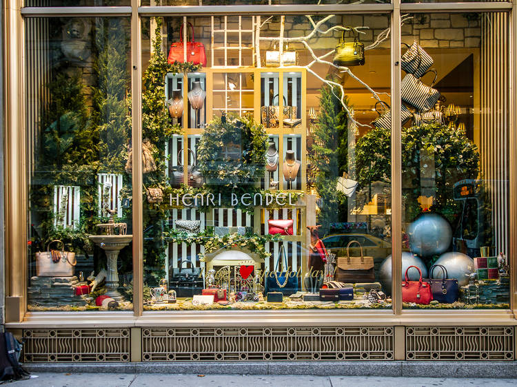 NYC Unveils Its Holiday Windows