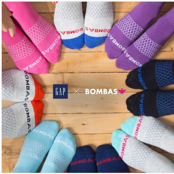 6 Gifts that Give Back, bombas socks