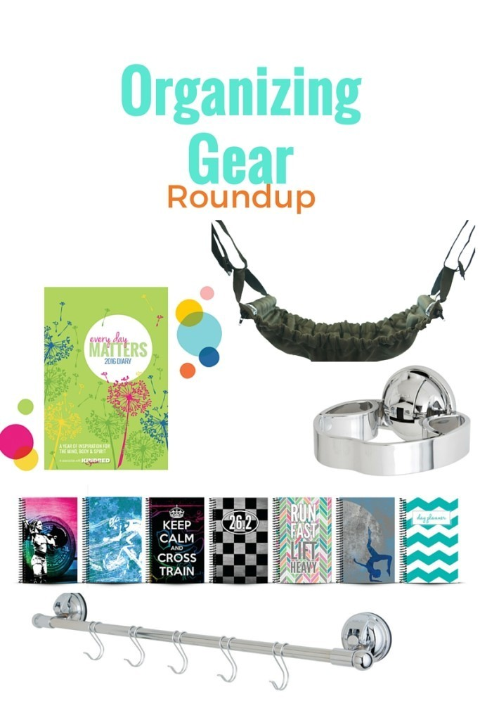 Organizing Gear: Fall Roundup, the three tomatoes