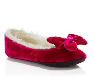 5 Cozy Slippers You'll Love!, kate spade, the three tomatoes