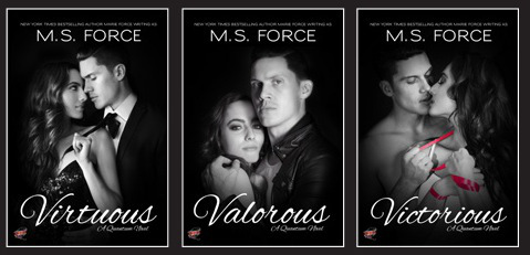 Marie Force Talks QUANTUM Series & Writing Erotic Romance