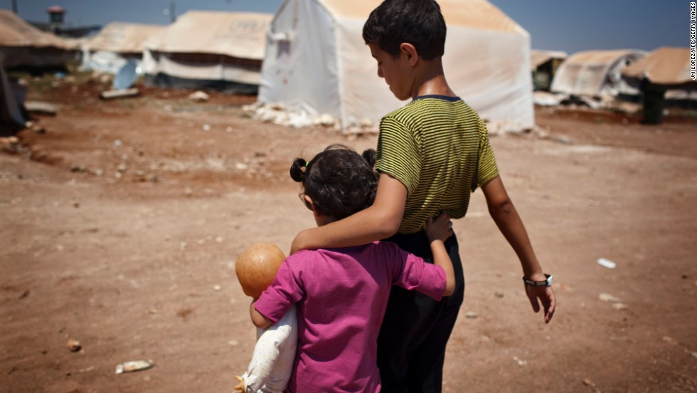 Helping the Syrian Refugees