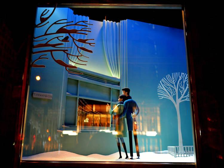 NYC Unveils Its Holiday Windows