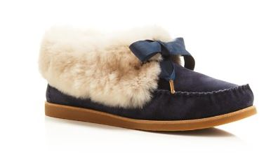 5 Cozy Slippers You'll Love!, tory burch slipper, the three tomatoes