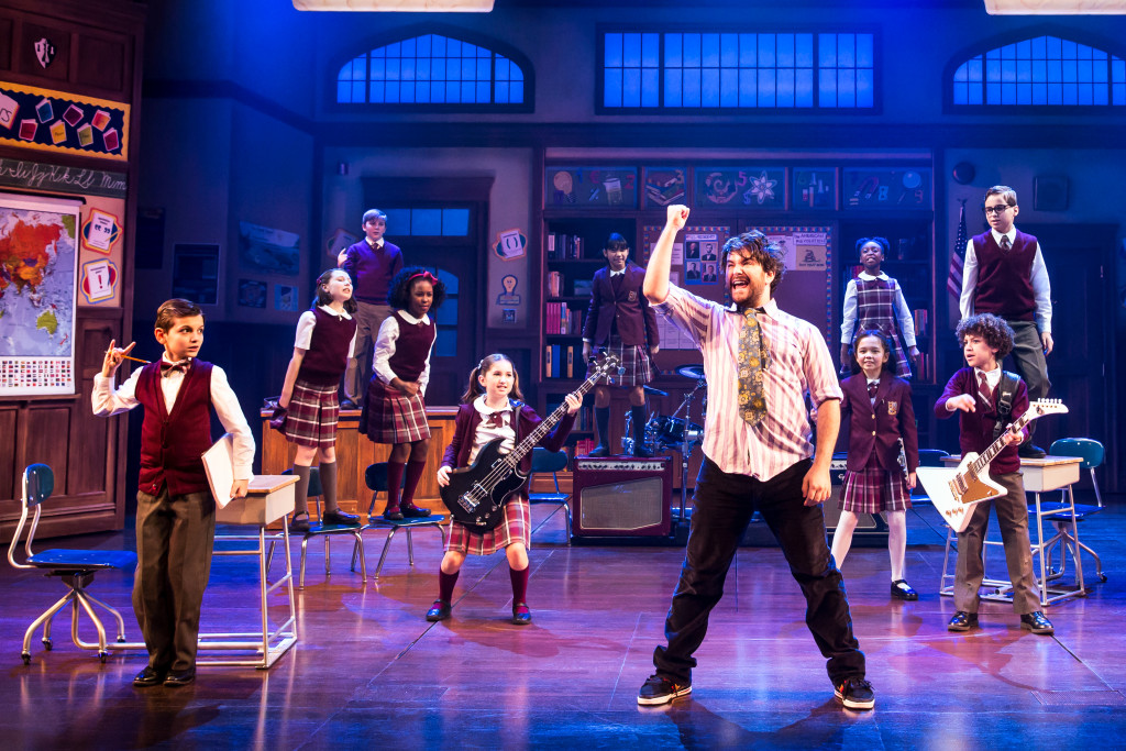 Broadway: On Your Feet & School of Rock