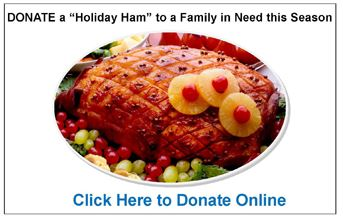 Help Our Neighbors This Holiday Season: 3 Special Charities, donate a ham