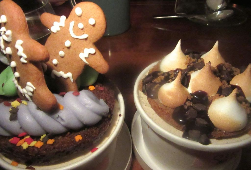 quality eats gingerbread