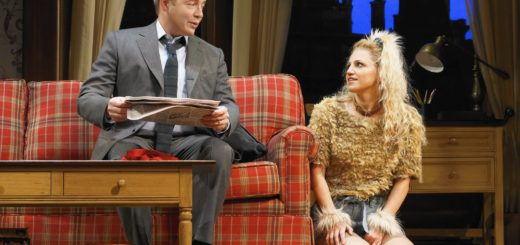 New Shows: Sylvia, A View from the Bridge, A Christmas in Italy