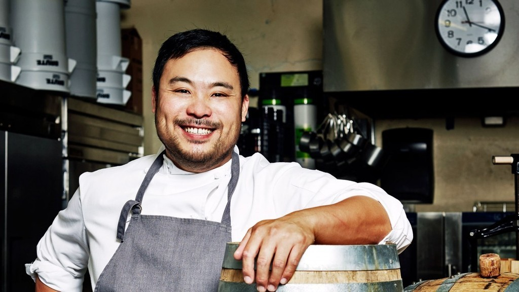 All Hail David Chang's New Hit Momofuku Nishi