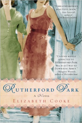 Novels from the Downtown Abbey Era, rutherford park