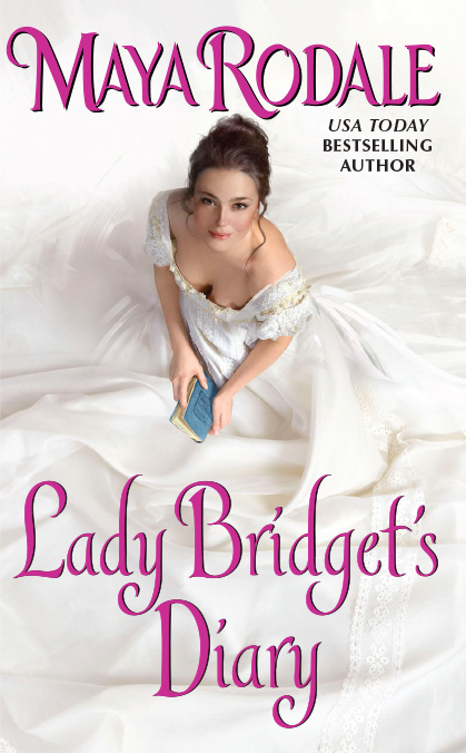Maya Rodale on Romance, Rogues, and Lady Bridget's Diary