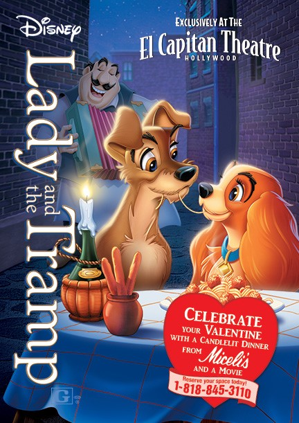 LA LIFE:  Lady & the Tramp, Biddy, Year of the Monkey and Red Rock