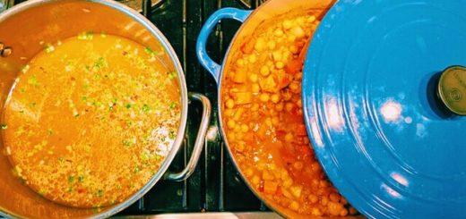 Italian Chickpea Stew