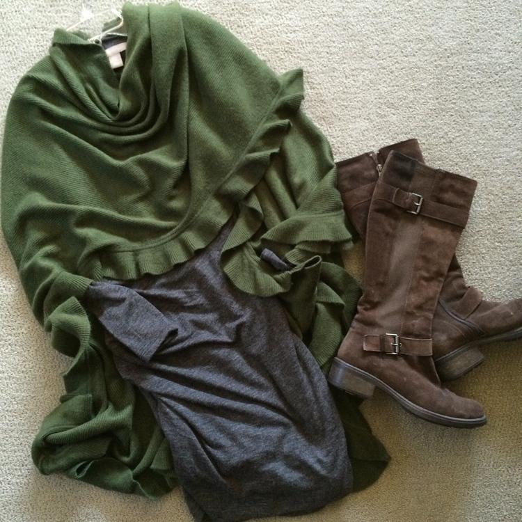Winter Wardrobe Fatigue
