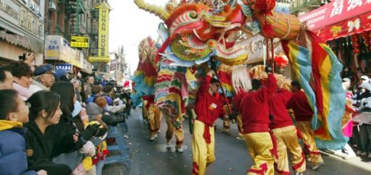 lunar parade