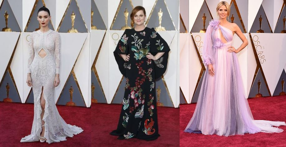 Who Rocked the Oscars?
