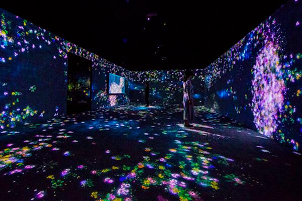 SF Life: Light Show Exhibits, Chocolate Salon, Oscar de La Renta, Beauteous 360