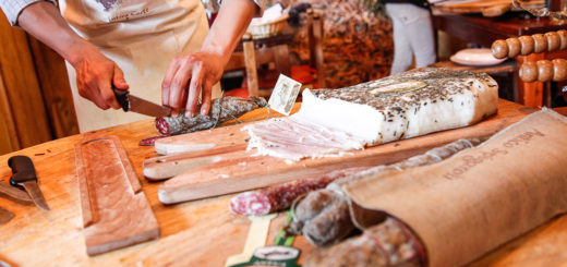 Calling all Foodies! Italy's International Food Festival