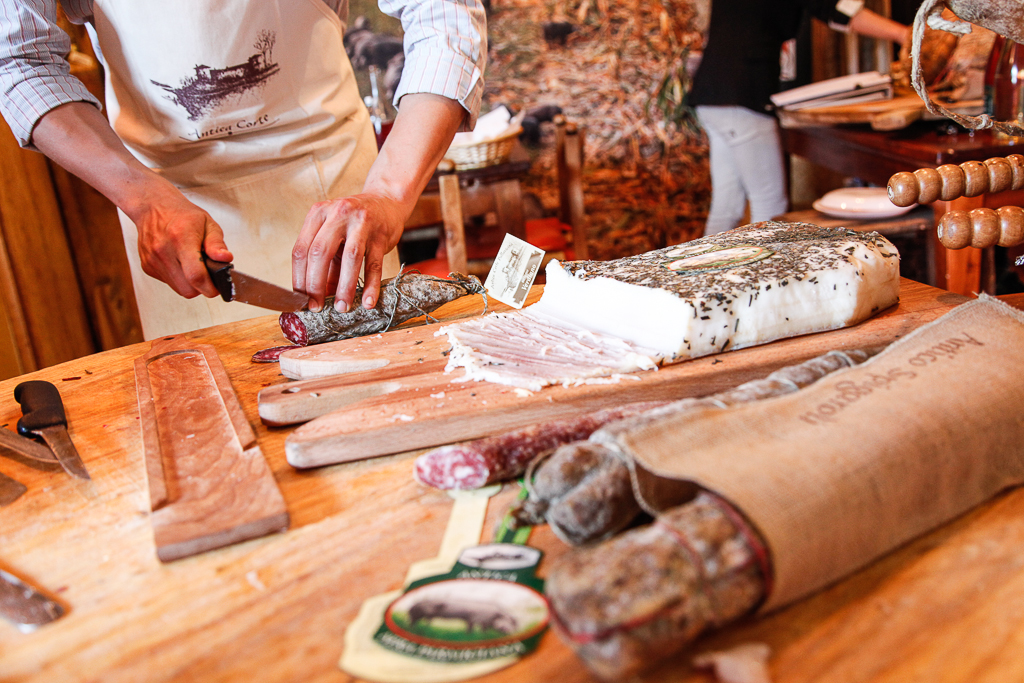 Calling all Foodies! Italy's International Food Festival ...