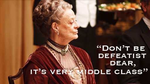 Oh Countess Violet How We Will Miss You and the Lessons You Taught Us