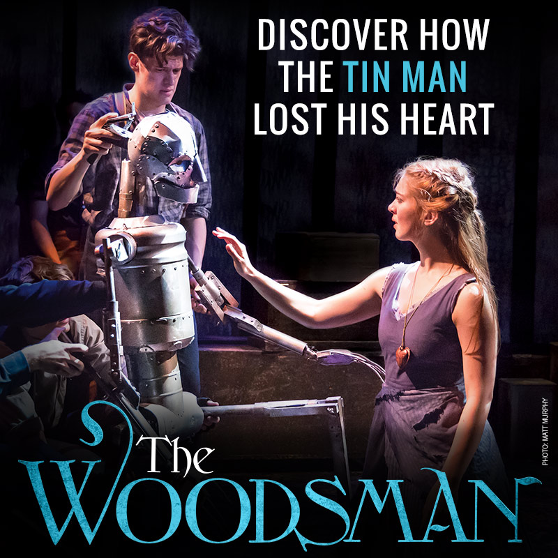 Win Tickets to the Woodmans