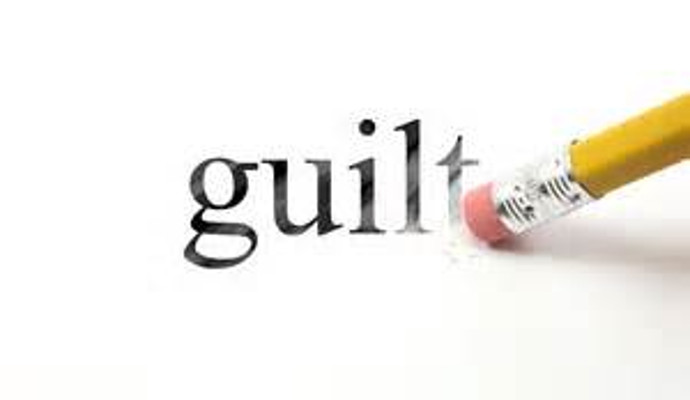 Dealing with Guilt and Other Unhealthy Emotions
