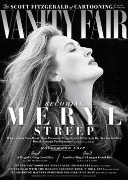 LIZ SMITH: Vanity Fair, Memorabilia, Boomers, Meryl Streep,