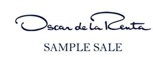 oscar sample sale