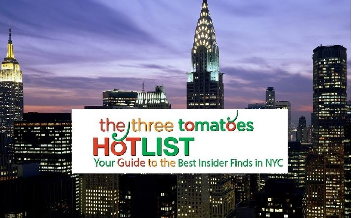 Visit The Three Tomatoes Hot List