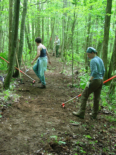 Are you Game for Trail Work?
