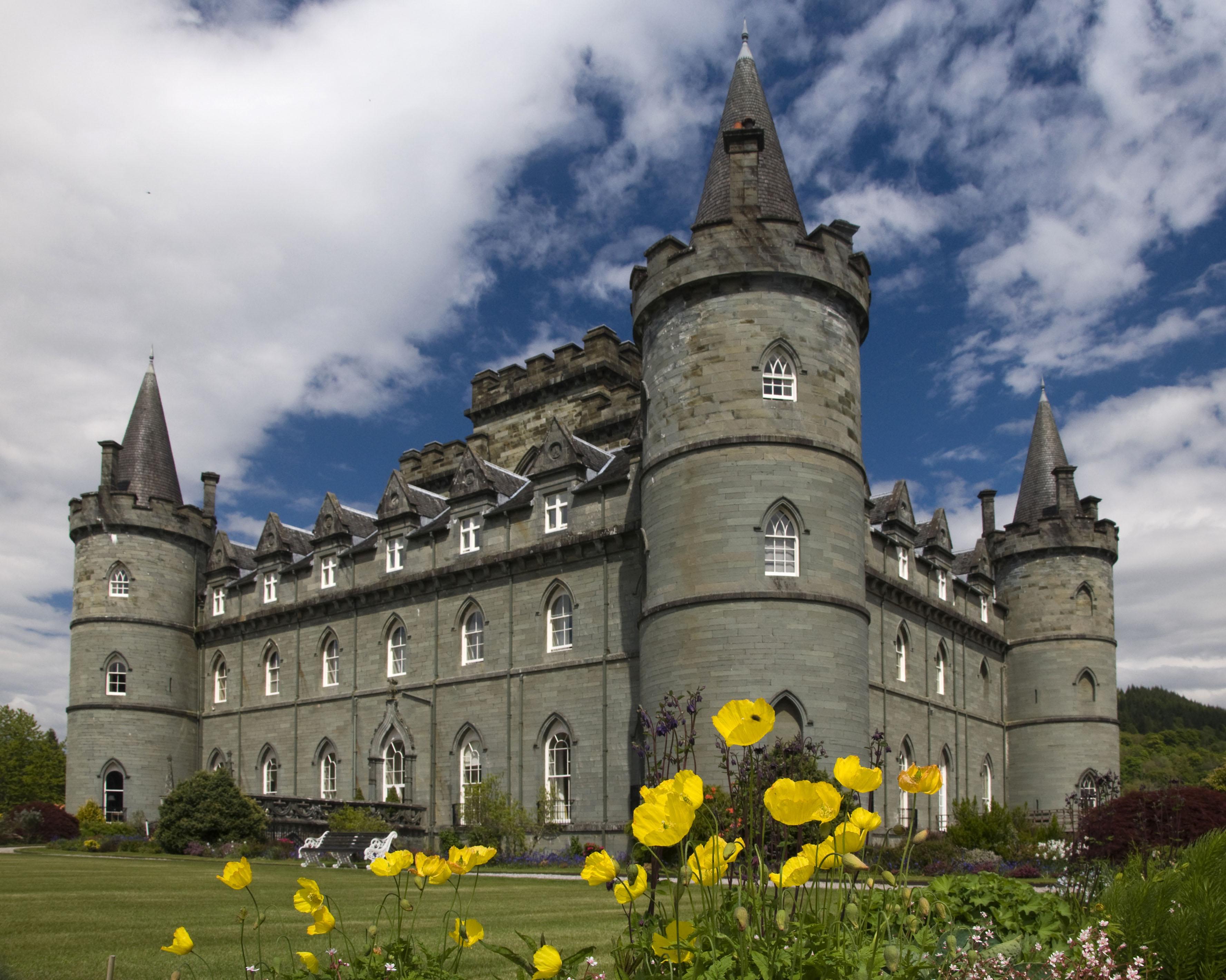 Heading to Scotland, Outlander Style