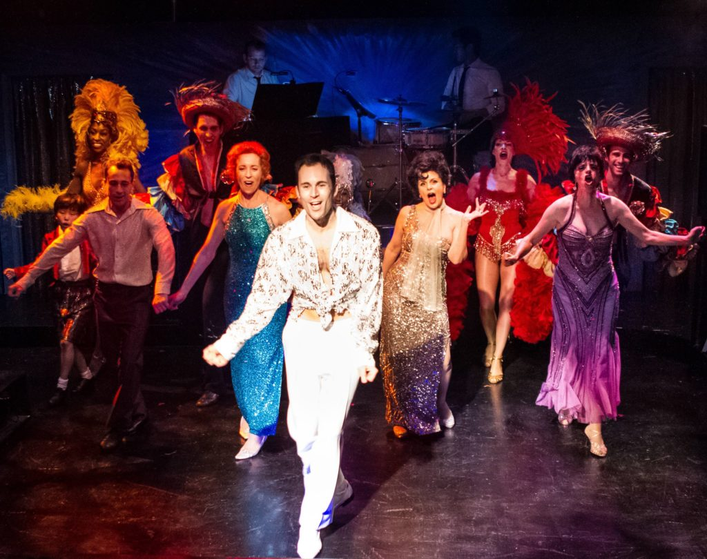 LA Theater: Glitz, Glam, and The Boy from Oz