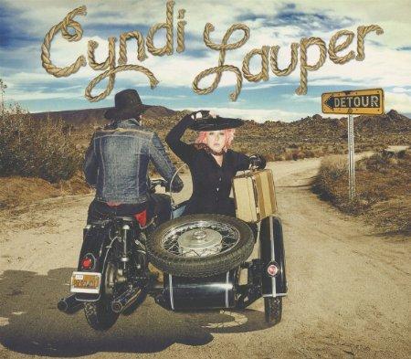 """Cyndi Lauper Takes a """"Detour"""""""