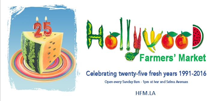 LA Life: Roses, Art, Chocolate, & Farm Fresh Celebration