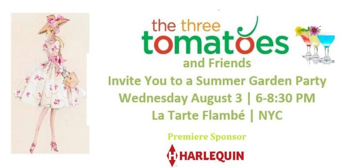 3T NYC Event: Summer Garden Party