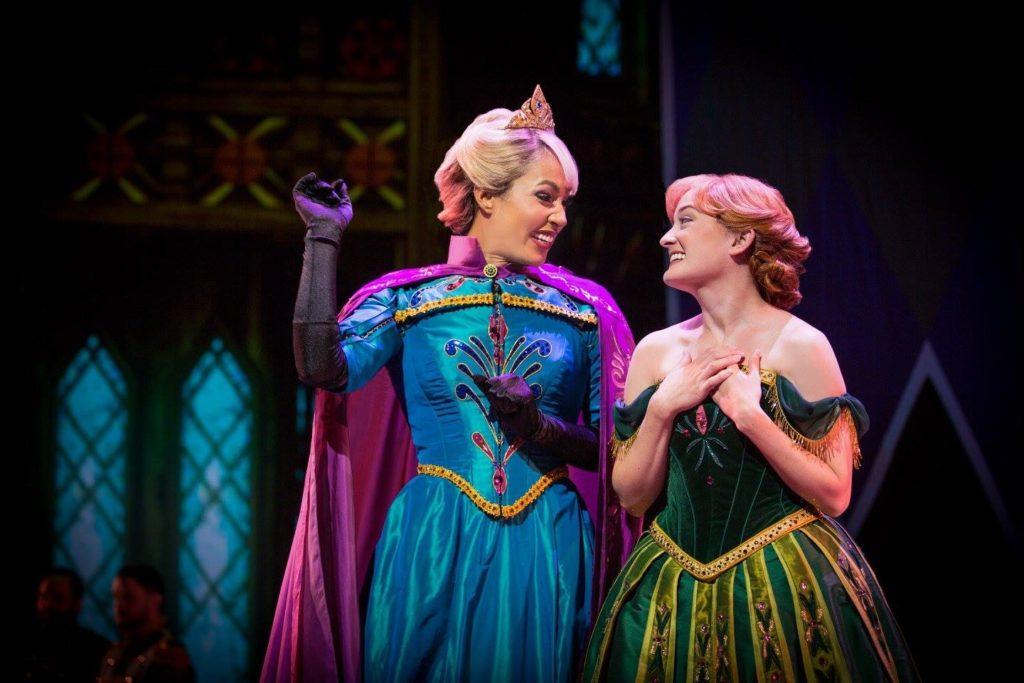 Disney Premieres Gorgeous Frozen – Live at the Hyperion