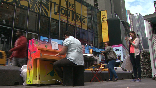 The Pianos Return to NYC