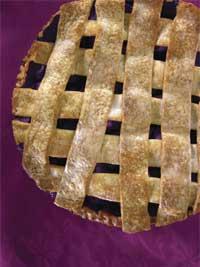 Recipe: Maine Blueberry Pie