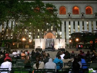 "NYC LIFE: Shakespeare, Darlene Love, Ellen Kaye, and ""Barbra"""