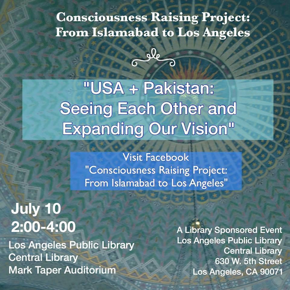 LA Life: Concrete Saplings, The Bloc, Consciousness Raising, Made in LA