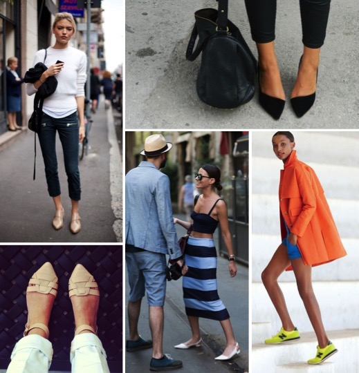 In A Style Rut?