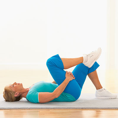 Stay Supple with Stretching