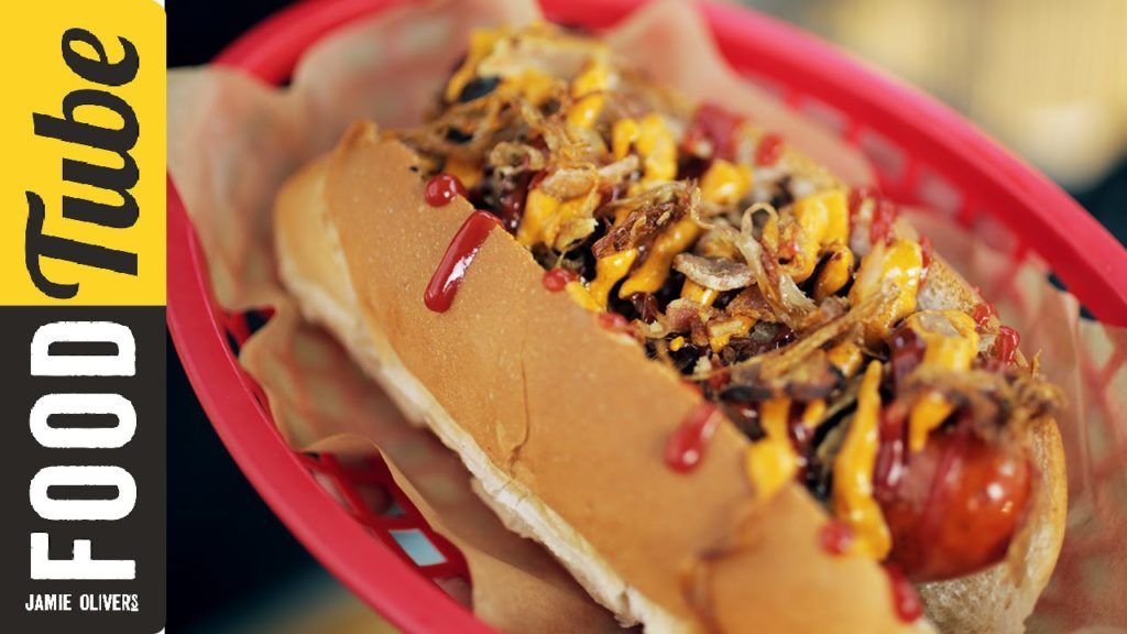 Video: Hot Dogs: It's all about the toppings!