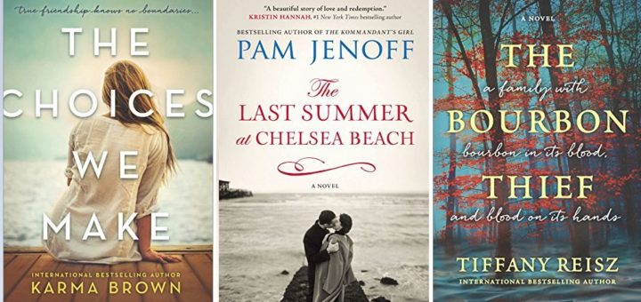 trio of summer reads