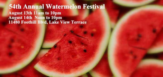 LA LIFE: KNEAD, Watermelon, Time Travel, Staycation & Chickspeare
