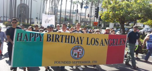 LA LIFE: Big Birthday, Art Walk, Fleet Week, Lawn Jazz