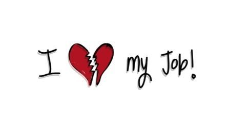 Falling in Love Again with Your Job, Career