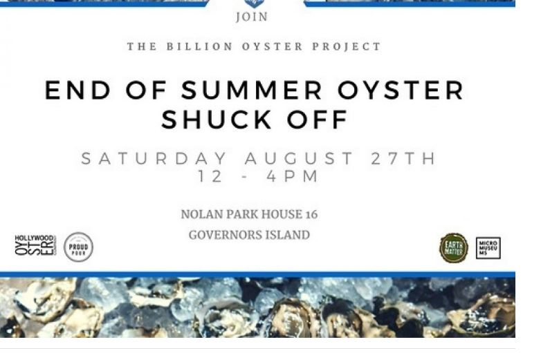 NYC Life: Benefit for Italy, Oysters, Kyacks, A Show for Tomatoes